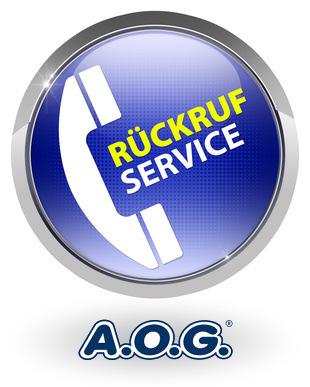 Hauspersonal Rückrufservice