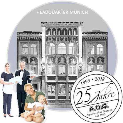 Nanny/Haushaltshilfe-München-Au
